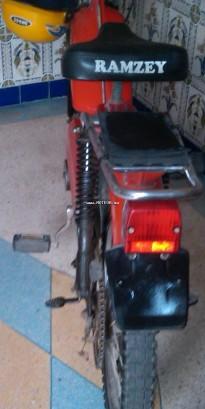 Moto au Maroc RAMZEY Turbo - 125608