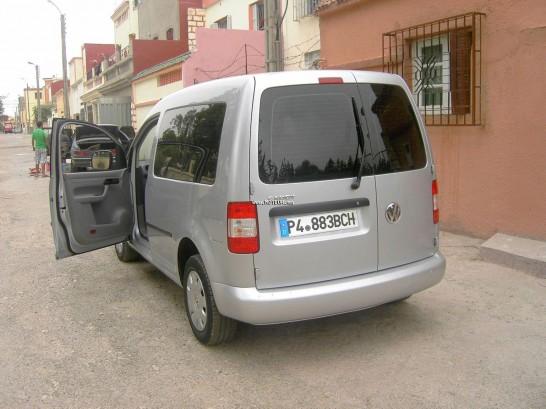 volkswagen caddy tdi 1 9 2007 diesel 22530 occasion khouribga maroc. Black Bedroom Furniture Sets. Home Design Ideas