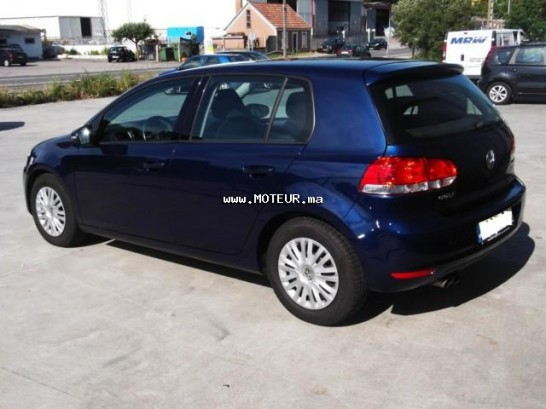 volkswagen golf 6 2 0 tdi dpf advance 110 cv 2009 diesel 46818 occasion autre maroc. Black Bedroom Furniture Sets. Home Design Ideas
