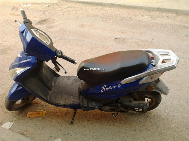 Moto au Maroc RYMCO Sydne - 124704