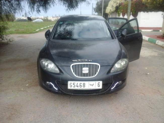 seat leon 2006 essence 80707 occasion rabat maroc. Black Bedroom Furniture Sets. Home Design Ideas