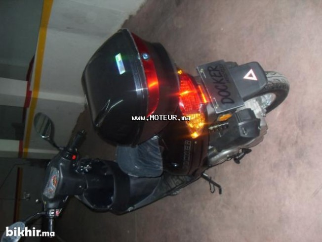 Moto au Maroc DOCKER Sahara 49 - 126129