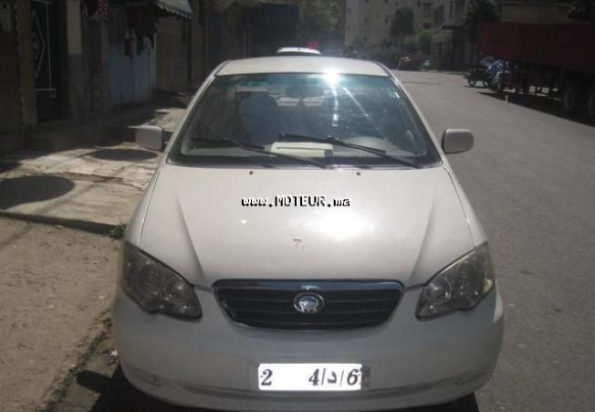 Voiture au Maroc BYD F3 1.6 - 43887