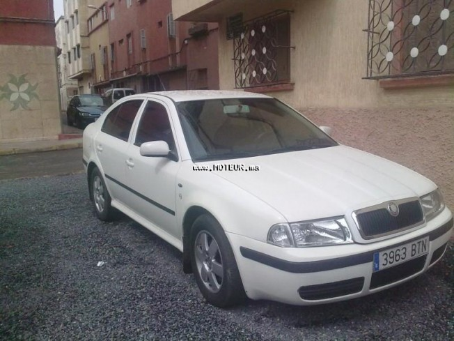 skoda octavia 1 9 tdi 2002 diesel 36614 occasion casablanca maroc. Black Bedroom Furniture Sets. Home Design Ideas