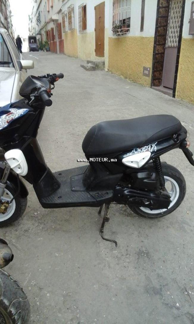 Moto au Maroc MBK Stunt 49 - 132649