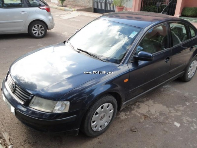 volkswagen passat tdi 1 9 1997 diesel 46381 occasion casablanca maroc. Black Bedroom Furniture Sets. Home Design Ideas