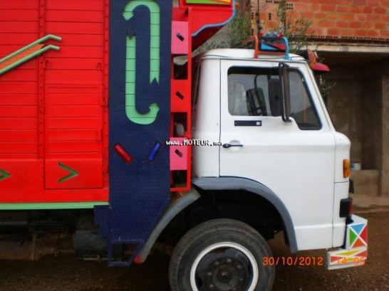 Camion au Maroc FORD3000 - 121386