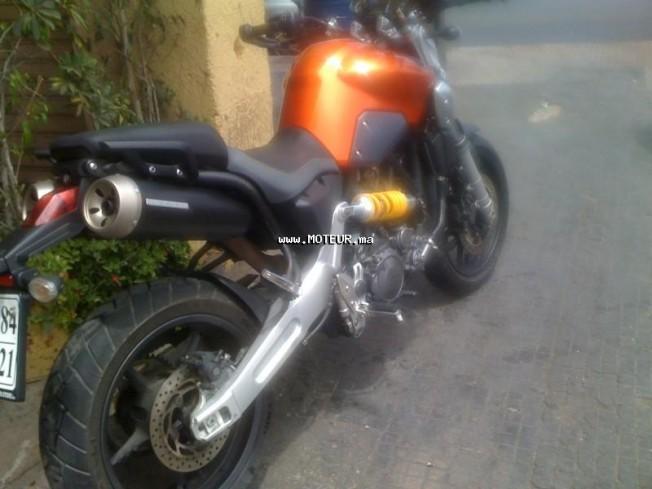دراجة نارية في المغرب ياماها مت-03 660 - 129906