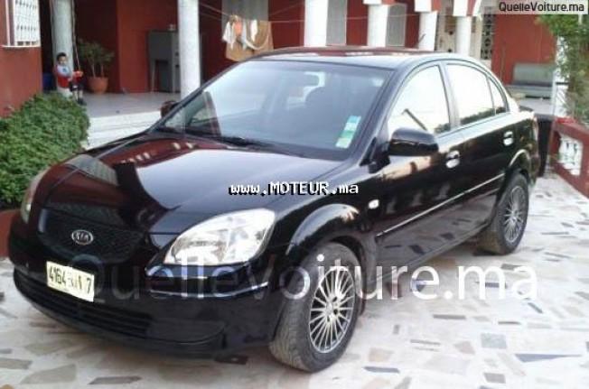 kia rio occasion diesel jusqu 39 2007 maroc annonces voitures. Black Bedroom Furniture Sets. Home Design Ideas