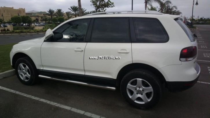 volkswagen touareg v6 tdi 2009 diesel 48364 occasion casablanca maroc. Black Bedroom Furniture Sets. Home Design Ideas
