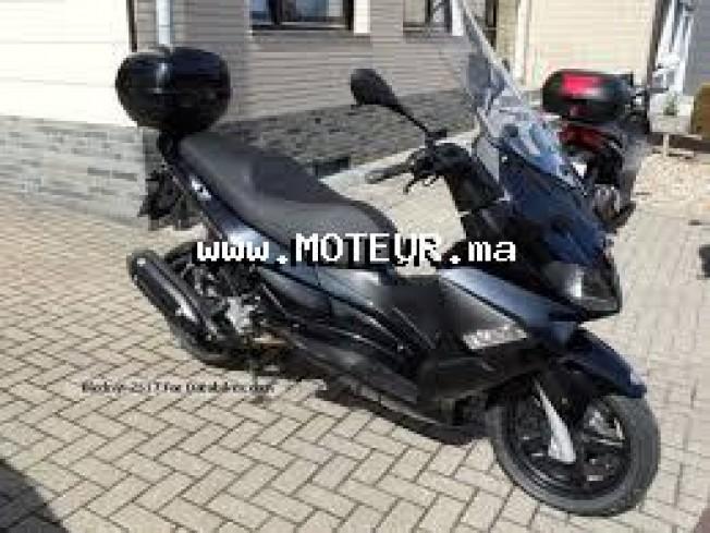 Moto au Maroc GILERA Nexus 125 - 129378