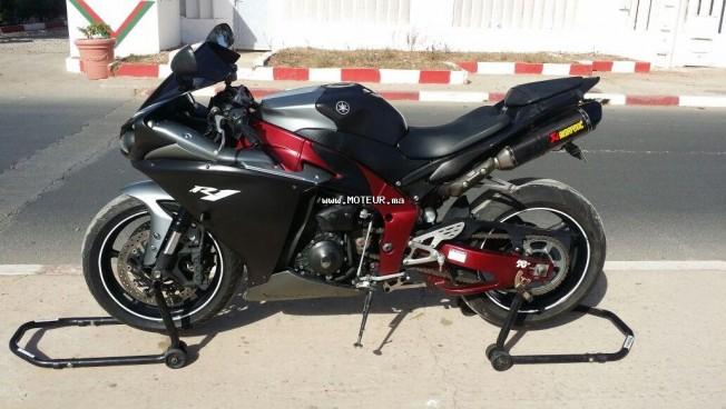Moto au Maroc YAMAHA Yzf-r1 1000 - 134045