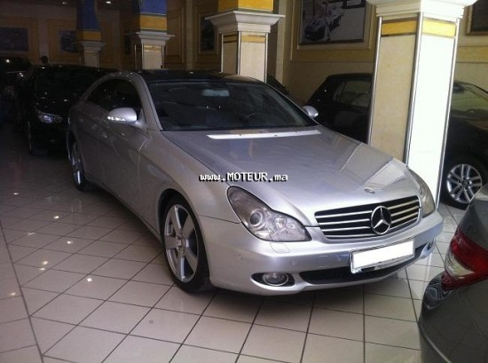 mercedes cls 320 cdi amg 2007 diesel 30725 occasion. Black Bedroom Furniture Sets. Home Design Ideas