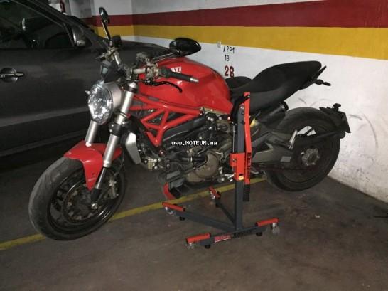 Moto au Maroc DUCATI Autre Monster 1200 - 132458