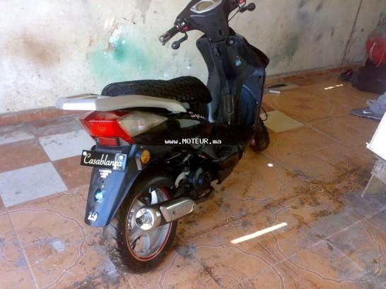 Moto au Maroc RYMCO Sydne 50 - 129055