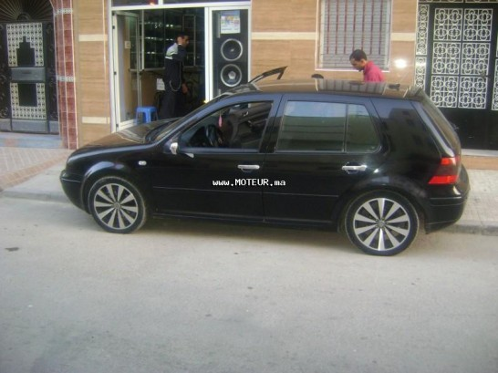 volkswagen golf 4 tdi gti 150 ch 1999 diesel 38618 occasion nador maroc. Black Bedroom Furniture Sets. Home Design Ideas