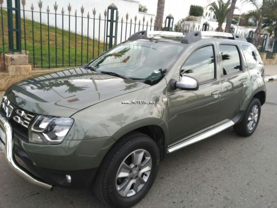 dacia duster 2014 diesel 84014 occasion casablanca maroc. Black Bedroom Furniture Sets. Home Design Ideas