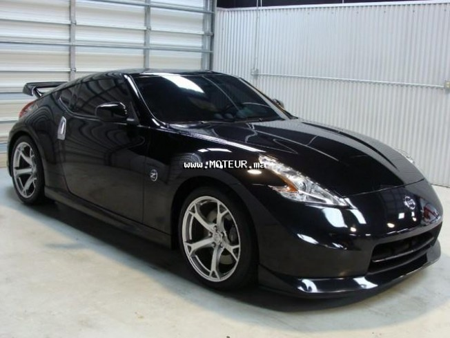 nissan 370z nismo 2010 essence 36139 occasion marrakech. Black Bedroom Furniture Sets. Home Design Ideas