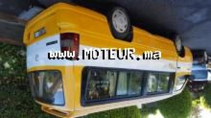 شاحنة في المغرب Fourgonnette - 123063