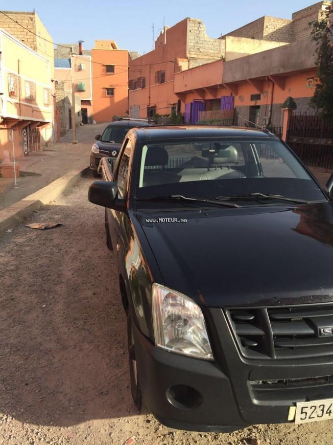 isuzu d max 2007 diesel 104283 occasion marrakech maroc. Black Bedroom Furniture Sets. Home Design Ideas