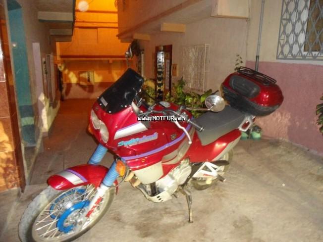 Moto au Maroc YAMAHA Xtz Super tenere 750 - 129634