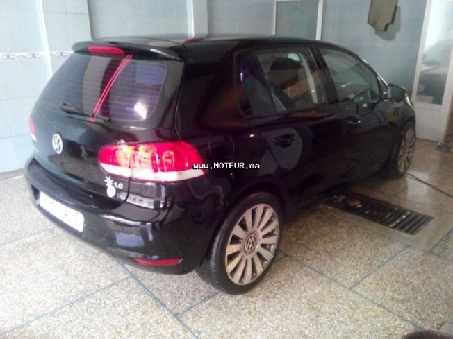 volkswagen golf 6 1 6 trendline 2010 essence 63284 occasion rabat maroc. Black Bedroom Furniture Sets. Home Design Ideas