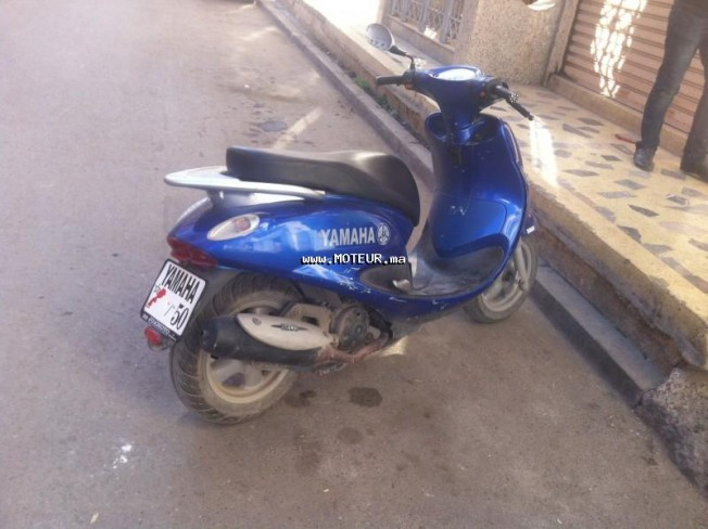 Moto au Maroc YAMAHA Xn Teo's 125 - 131136