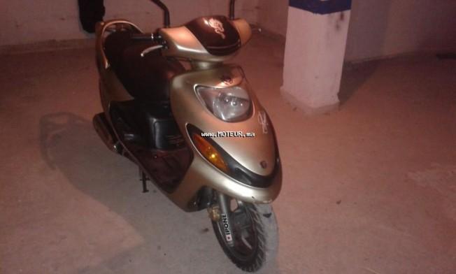 Moto au Maroc YAMAHA Cygnus 125 - 133570