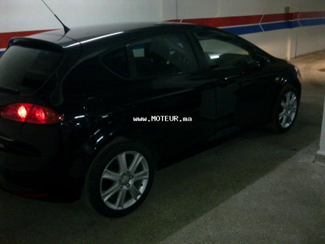 seat leon 2 l tdi 140 chv 2008 diesel 25314 occasion fes maroc. Black Bedroom Furniture Sets. Home Design Ideas