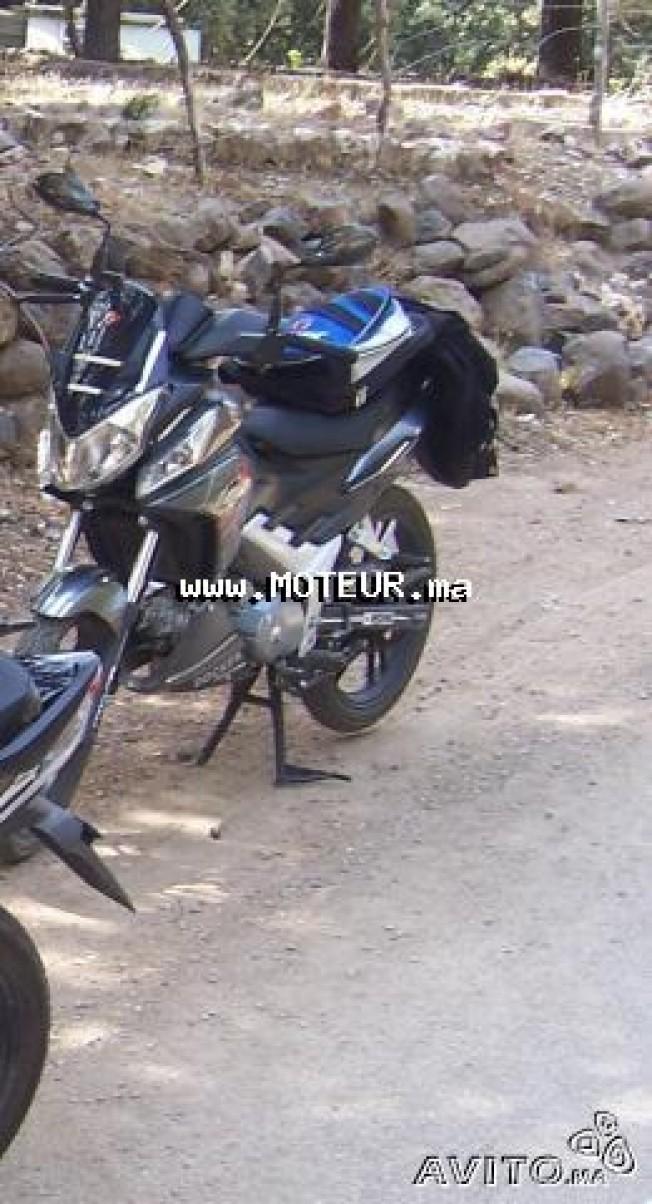 Moto au Maroc DOCKER Matrix 110 - 128623