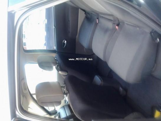 renault scenic 1 5 dci 2010 diesel 63448 occasion casablanca maroc. Black Bedroom Furniture Sets. Home Design Ideas