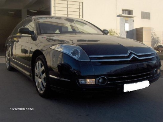citroen c6 2 7 tdi bva 2007 diesel 11137 occasion casablanca maroc. Black Bedroom Furniture Sets. Home Design Ideas