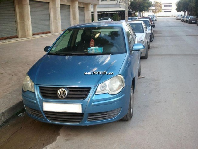 volkswagen polo tdi 1 4 2006 diesel 26766 occasion rabat maroc. Black Bedroom Furniture Sets. Home Design Ideas