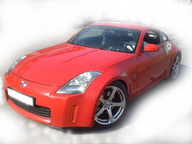 nissan 350z 2005 essence 12306 occasion casablanca maroc. Black Bedroom Furniture Sets. Home Design Ideas
