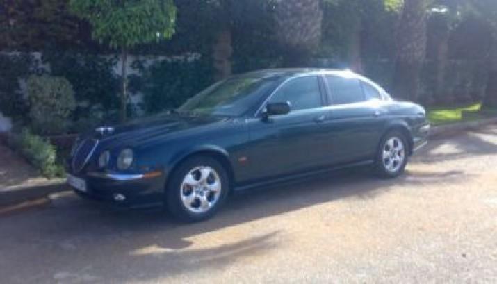 Jaguar Type S 2001 Essence 12139 Occasion 224 Sale Maroc