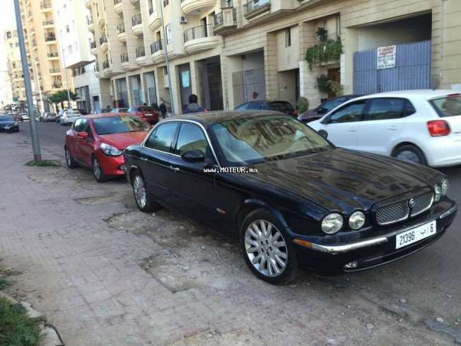 jaguar xj 6 swb 2005 essence 86922 occasion casablanca maroc. Black Bedroom Furniture Sets. Home Design Ideas