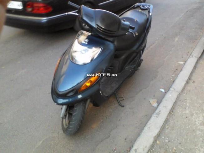 Moto au Maroc YAMAHA Cygnus Cygnus - 129290