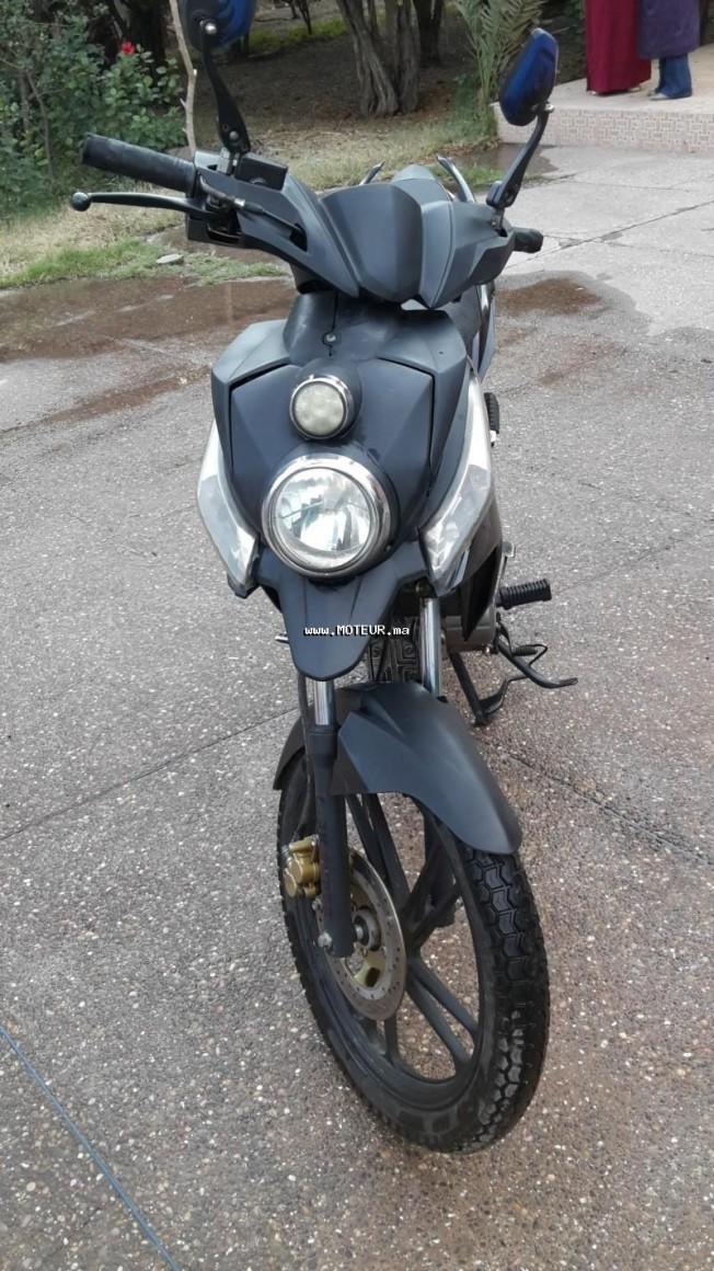 Moto au Maroc BUZZ Bxm 70 - 130964