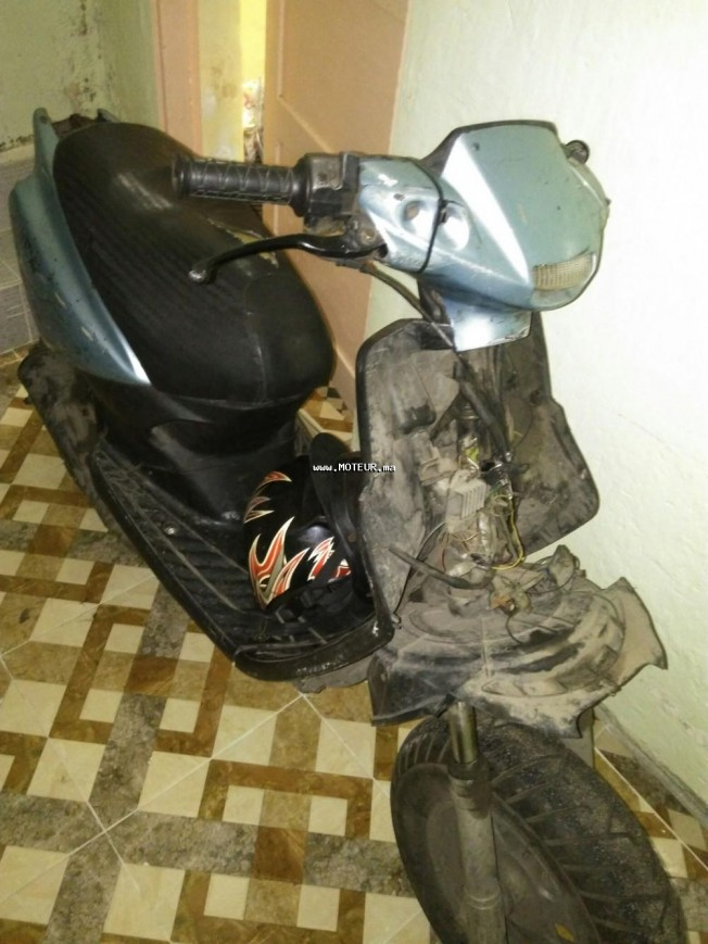 Moto au Maroc MBK Booster 125 - 133459