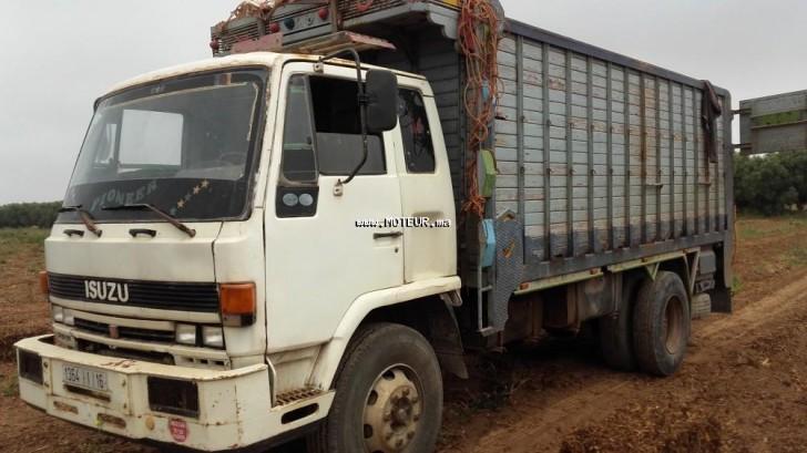 شاحنة في المغرب ISUZU Fsr - 218860