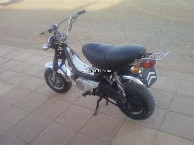 Moto au Maroc YAMAHA Chappy 50 - 128063