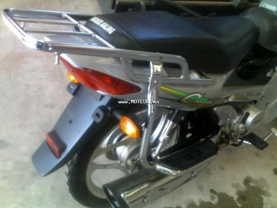 Moto au Maroc DOCKER Jialling 110 - 129871