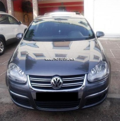 volkswagen jetta 2 0 2009 diesel 59766 occasion agadir maroc. Black Bedroom Furniture Sets. Home Design Ideas