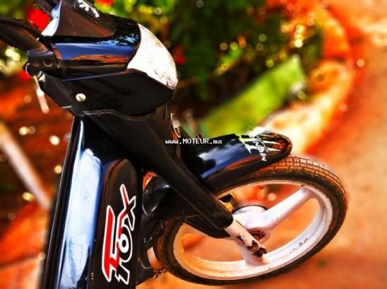 دراجة نارية في المغرب بيجو فوكس 50cc - 129388