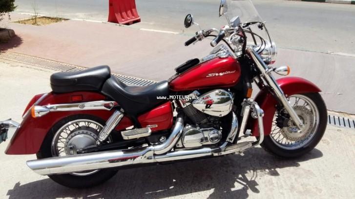 Moto au Maroc HONDA Shadow - 132154