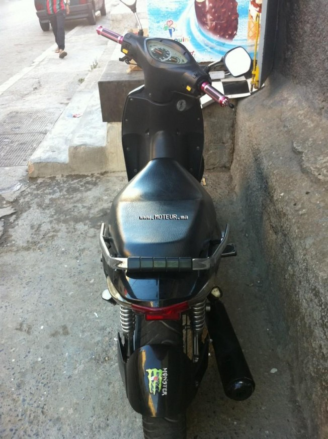 Moto au Maroc DOCKER Spider 125 cc - 127633