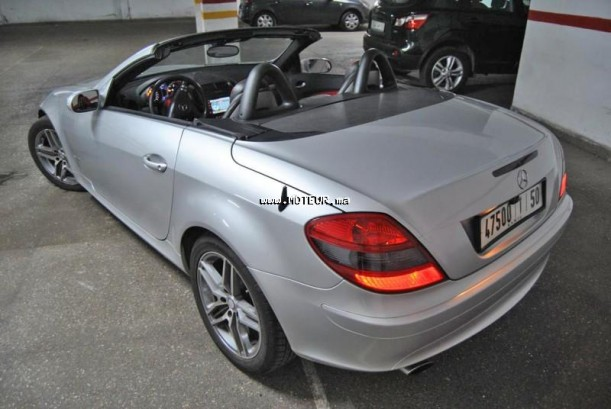 mercedes slk 200k auto 2004 essence 49389 occasion casablanca maroc. Black Bedroom Furniture Sets. Home Design Ideas