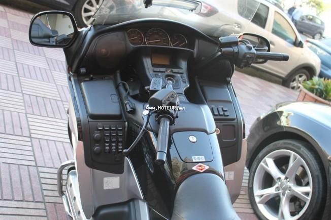 Moto au Maroc HONDA Gl 1800 gold wing - 132598