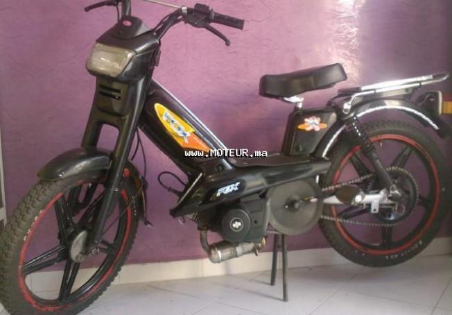 دراجة نارية في المغرب بيجو فوكس - 130398