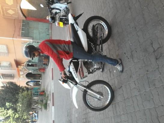 دراجة نارية في المغرب هوندا بروس - 132813